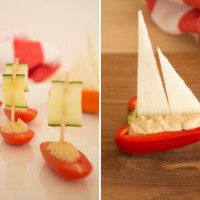 Veggie Food Art
