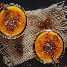 PUMPKIN PIE SUPERFOOD SMOOTHIE: Hello Fall, this is THE recipe to start making :) Loaded with all of my beloved superfoods, this smoothie some serious health benefits! Lean muscle building protein, disease-fighting antioxidants, inflammation-busting fats and hormone balancing bioflavonoids. Definitely check out this recipe by @Henryhappened on @thechalkboardmag  1 cup pumpkin, pureed ½ teaspoon grated ginger 2 tablespoon raw pumpkin seeds 1 tablespoon hemp seeds 1 teaspoon bee pollen 1…