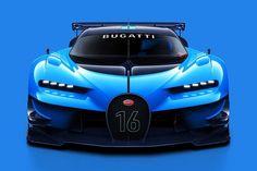 Bugatti Vision Gran Turismo Concept - front