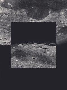 Moons series Isolation#8 35x50cm © Luis Dourado.