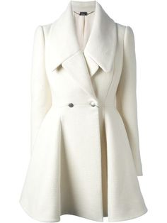 Shop Alexander McQueen double breasted coat in Stefania Mode from the world's best independent boutiques at farfetch.com. Over 1000 designers from 60 boutiques in one website.