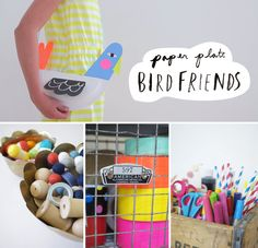 Learn how to make 8 modern and simple kids craft projects on Mer Mag's new Online KIDS CRAFT CAMP!! Sign up now!