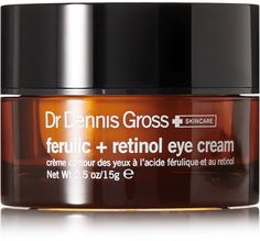 Dr. Dennis Gross Skincare - Ferulic + Retinol Eye Cream, 15ml