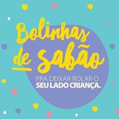 Sim! Tem brinde exclusivo pra quem comprar o presente de dia das crianças nas lojas Imaginarium pelo Brasil! E que brinde seria esse? Um tubinho pra fazer bolinhas de sabão! Vem ser criança de novo, vem. Aqui pode. ❤ #bolinhasdesabao #diadascrianças #img