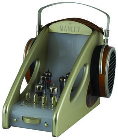 The Manley Headphone Amplifier Unveiled At CES 2016 | Hifi Pig