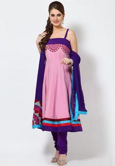 #Suit - #SALWARSUIT - #jabongworld #salwar suits #indianethinc #ethnic