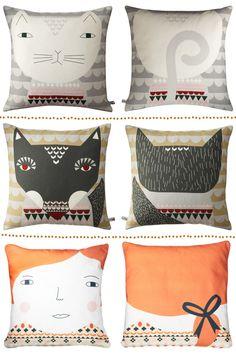 donna wilson cushions
