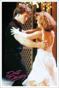 Patrick Swayze and Jennifer Grey share an intimate moment in this great Dirty Dancing movie poster! It takes two to tango. Get your groove on with the rest of our great selection of Dirty Dancing posters! Need Poster Mounts. Just Dance, Dance Like No One Is Watching, Shall We Dance, Patrick Swayze, Dirty Dancing, Jennifer Grey, Love Movie, I Movie, Movie Stars