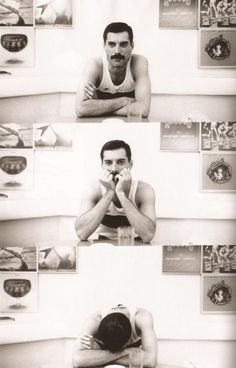 Freddie Mercury... the one person I would bring back from the dead... (aside of my ancestors and friends)