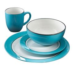 I pinned this 16 Piece Regency Dinnerware Set from the Young House Love event at Joss & Main!