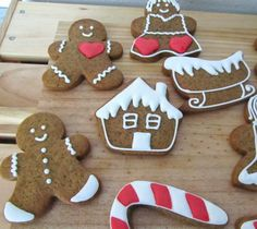 Conoce y prepara la famosa receta de galletas de jengibre típica de la Navidad - i24Mujer Gingerbread Cookies, Christmas Cookies, Desserts, Nutella, Food, Illustrations, Ideas, Chocolate Icing, Scrappy Quilts