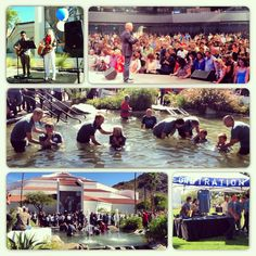 What an amazing #TakeThePlunge weekend! Congratulations to everyone that was baptized this weekend!