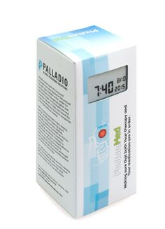 Palladio Group and E Ink Introduce PhutureMed™, an Advanced Packaging Solution for Pharmaceutical Products (Photo: Business Wire).