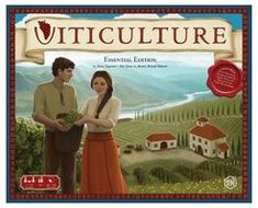 Viticulture Essential Edition | Board Game | BoardGameGeek