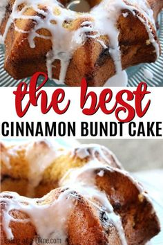 You have to try this delicious Lazy Day Cinnamon Bundt Cake Recipe. This Cinnamon Swirl Cake is simple and easy to make. It's perfect for any occasion! Cinnamon Bundt Cake Recipe, Cinnamon Swirl Cake, Easy Desserts, Delicious Desserts, Dessert Recipes, Dinner Recipes, Dessert Ideas, Easy Birthday Cake Recipes, Homemade Donuts
