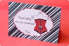 Festa Pronta - Chá de Langerie  Tuty - Arte & Mimos  www.tuty.com.br