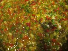 Jalapeno Relsich and some Meatlaof! Preserves, Frozen, Cooking Recipes, Canning, Eat, Pickles, Ethnic Recipes, Food, Garden