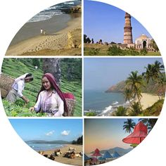 Attractive Places to Visit in India