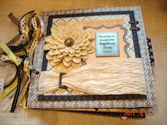 Scrapbooking by Phyllis: August 2011