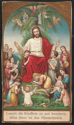 You are the children of the prophets, and of the testament which God made to our fathers, saying to Abraham: And in thy seed shall all the kindreds of the earth be blessed.