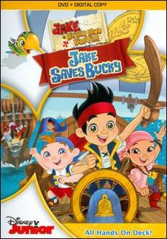 Jack the Neverland Pirates. I love this show. If I ever have kids finally, they will be watching this.