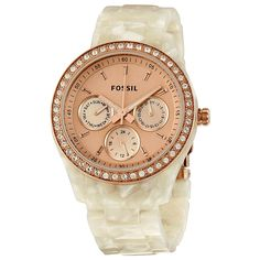 fossil watches for women -