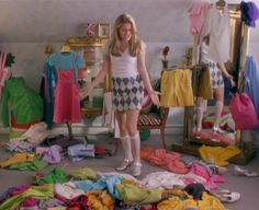 My thoughts 50% of the time ..NOTHING TO WEAR-Cher #clueless