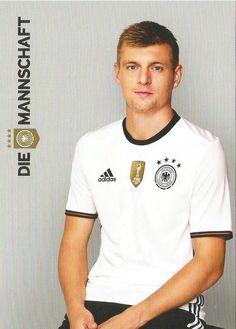 Toni Kroos. Die Mannschaft  EuroCup 2016