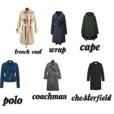"""LAyoCoats"" by lawsonayo on Polyvore"
