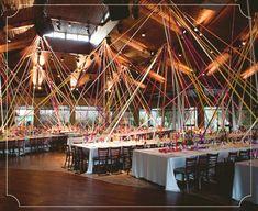 עיצוב להשראה: משתה צבעוני | עיצוב  עיצוב: רוני אנגלר - ארטמוספרה  צילום: אופיר דיין  #wedding #colors #purim #flowers