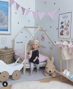 Barbie Kids, Baby Barbie, Barbie Dolls Diy, Barbie Fashionista Dolls, Diy Barbie Clothes, Barbie Doll House, Barbie Dream, Barbie Stuff, Juste Zoe