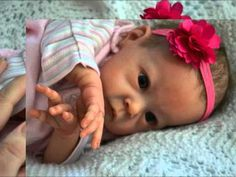 Reborn Baby Dolls for Adoption | Saoirse by Bonnie Brown Protoype #2 Reborn Baby Doll | PopScreen