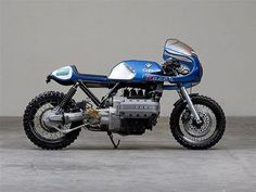 BMW K 100 RS Cafe Racer #motorcycles #caferacer #motos | caferacerpasion.com
