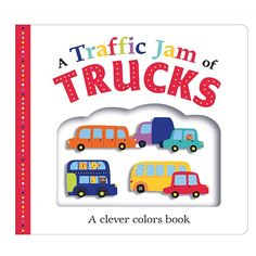 Have you seen this gorgeous book? There is a Traffic jam of trucks and a Parade of Animals. Perfect first book - for ages 0 - 3 yrs.  Each page has some raised elements so there is something for baby to touch and feel while reading their favourite book. I've don an insta story - so pop by and check it out! http://www.lucaslovescars.com.au