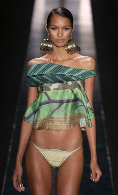 Brasilianischer Sex-Appeal: Sao Paulo Fashion Week
