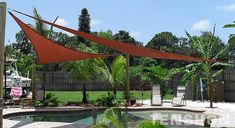 coolaroo-shades-Pool-Tropical-with-awning-canopy-Patio-roman ...