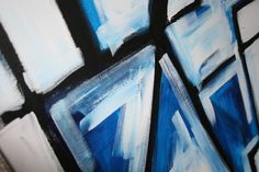Abstract blue | fragment