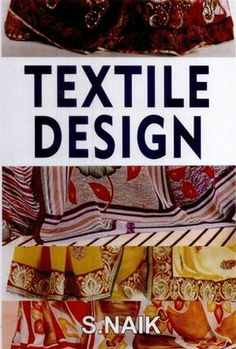 This book on Textile Design provides readers with an introduction to textile design, clothing and textile manufacturing.