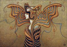 """Artista Boris Indrikov da """"Ossigeno per la mente e per il cuore"""""""