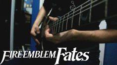 Road Taken (Roar) - Fire Emblem Fates (Rock Cover) || Shady Cicada