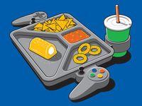 fome de jogos
