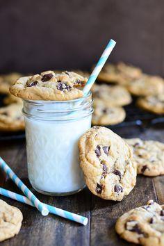 Bakery Style Chocolate Chip Cookies | Garnish & Glaze