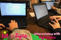 Hello Everyone! My name is Lyndsey, and I teach middle school ELA. I also share resources at my TPT store, Lit with Lyns. I'm super excited to be a guest blogger for Performing In Education! I've really been looking forward to giving you more info about Digital Differentiation using Hyperdocs. *Before I even begin to get into Hyperdocs and how they work, I first have to say that they have totally changed the way I teach…and for the better!Read More »