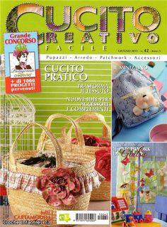 Cucito Creativo Facile 42 2011. Обсуждение на LiveInternet - Российский Сервис Онлайн-Дневников
