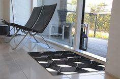 Vores nye flotte design CUPE - måtterne kan vaskes op til 300 gange.