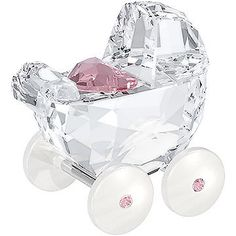 No longer an Authorized Swarovski Crystal retailer. Buy Swarovski Crystal Jewelry, figurines, ornaments and home decor from Crystal Fox Gallery. Glass Figurines, Collectible Figurines, Swarovski Crystal Figurines, Swarovski Crystals, Swarovski Jewelry, Carriage Lights, Perfumes Vintage, Keepsake Baby Gifts, Baby Carriage