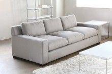SF178 York Sofa in Light Gray