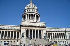 Capitol, La Habana, Cuba.