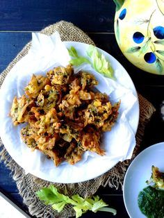 Corn Pakora - Corn Fritters Recipe, How to make Corn Pakora - Corn Fritters, crispy from outside, soft inside morsels of sweet corn and chickpea flour.