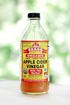 Holistic Hot Spot Remedies: Apple Cinder Vinegar has a plethora of benefits, including aiding skin problems and hot spots.